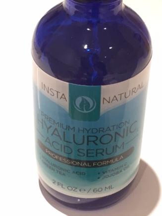 Insta Natural Premium Hydration Hyaluronic Acid Serum